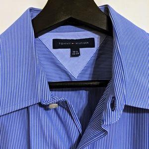 Tommy Hilfiger 16.5 34-35 dress shirt